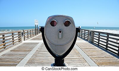 Jacksonville Beach Florida Pier
