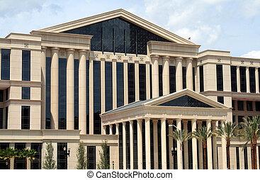 Jacksonville Florida Courthouse - Downtown Jacksonville...