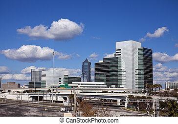 Jacksonville, Florida - skyline