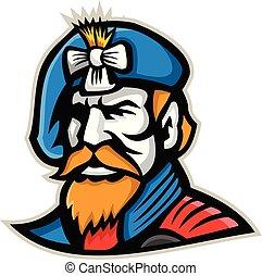 jacobite-highlander-side-mascot