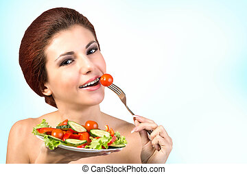 jadło, diet., zdrowy
