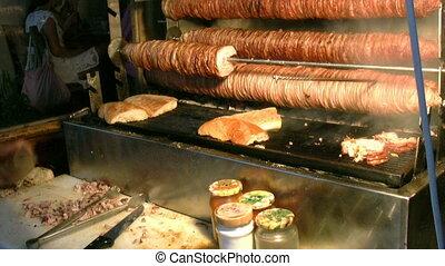 jadło, kokorec, turecki
