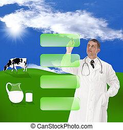 jadło, pojęcie, mleczarnia, zdrowy