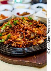 Jaeyook Bokkeum Korean Pork