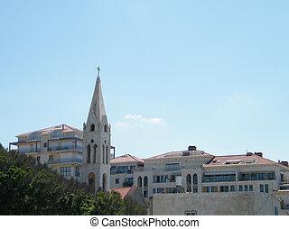 jaffa, 2011, アルメニア人, 教会