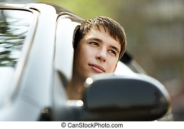 jag, kärlek, detta, drive!