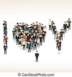 jag, u, och, hjärtan, av, den, folk