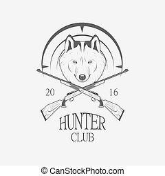 jagen, klub, logo