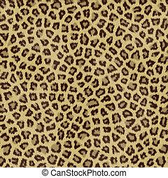 jaguar, fourrure