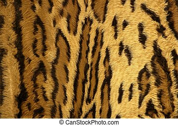 Jaguar leopard fantasy fabric fur texture background