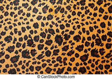 jaguar, skinn