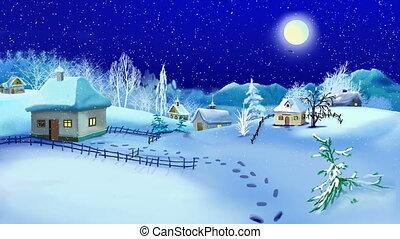 jahr, bewegung, hintergrund, zeit, neu , weihnachten