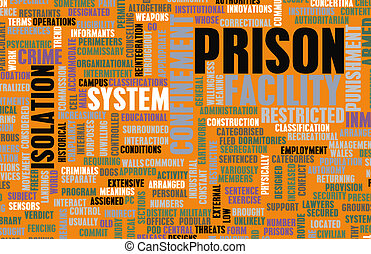Jail Facility and the Prison System Concept