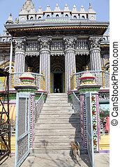 Jain Temple, Kolkata, West Bengal, India