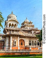jaipur, アルバート, 博物館, インド, ホール