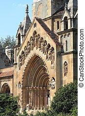 Jak Church in Budapest