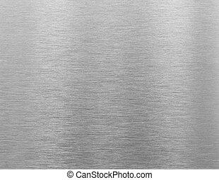 jakość, metal, struktura, tło, hig