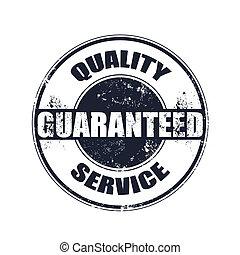 jakość, służba