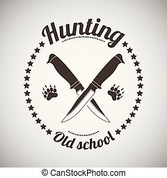 jakt, emblem