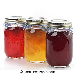 jam, marmelade, zelfgemaakt