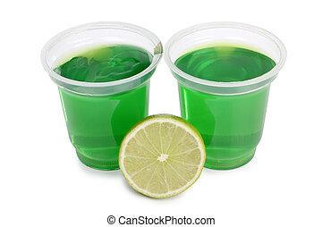 Jam of lemon five