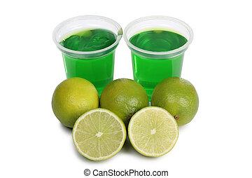 Jam of lemon