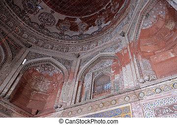 jama, fatehpur, モスク, 複合センター, インド, uttar, sikri, pradesh, ...
