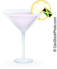 jamaica, cóctel