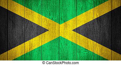 Jamaica flag