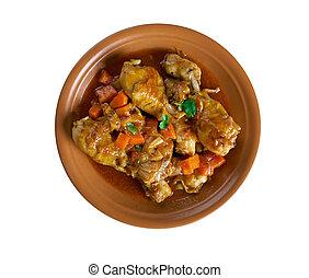 Jamaican Brown Stew Chicken