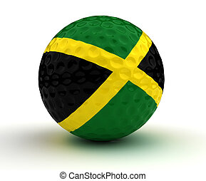 Jamaican Golf Ball