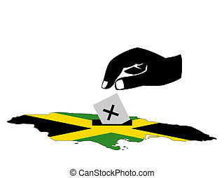 jamaikanisch, wahl