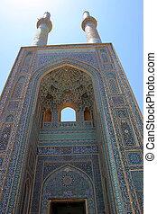 jame, iran, yazd, moschea