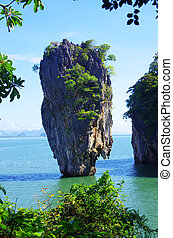 james , δεσμόs , νησί