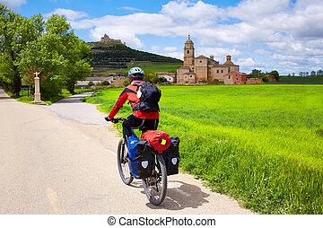 james, biker, manera, santo, castrojeriz