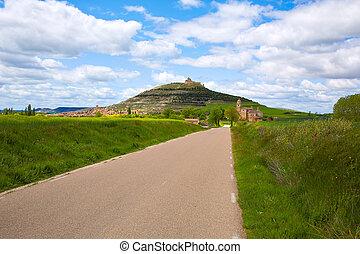 James,  Castilla, Santo, manera,  castrojeriz