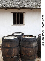 Jamestown - historic house