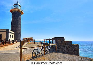 jandia, farol, fuerteventura, ilhas canário