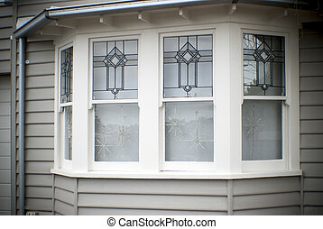 janela, baía