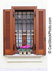 janela, romanticos