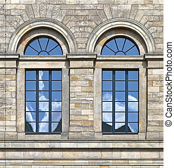 janelas, arco