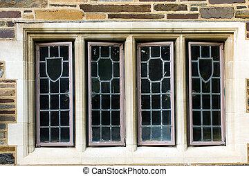 janelas, gótico