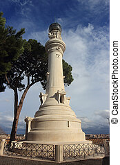 Janiculum Lighthouse in Rome - the Janiculum Lighthouse by ...