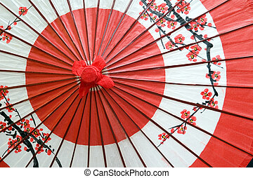Janome - A traditional and decorative Japanese umbrella