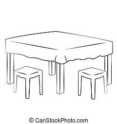 jantando tabela