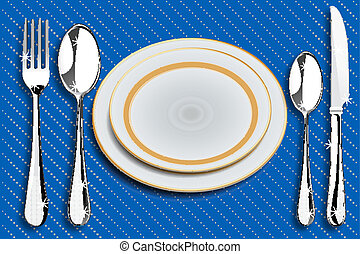 jantar, arranjos, tabela