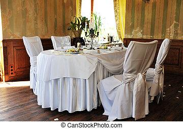 jantar, casório