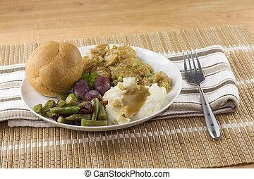 jantar turquia