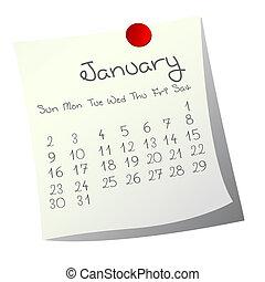 januar, 2011