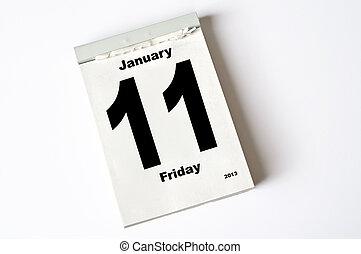januari, 11., 2013
